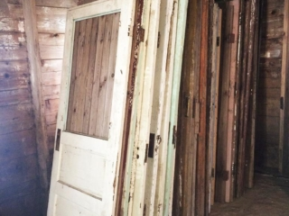 Rustic doors for sale and for rent.